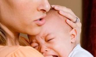 Що робити коли слиз з носоглотки дитини стікає нижче?