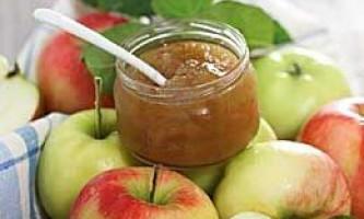 Джем яблучний