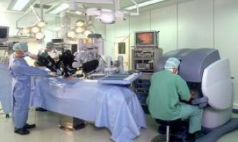 Хірургічна операція з видалення раку передміхурової залози