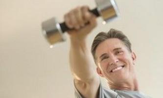 Інтелектуальний рівень чоловіка безпосередньо залежить від фізичного здоров`я