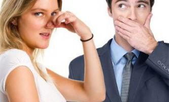 Як швидко прибрати запах з рота з похмілля?