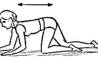 Комплекс спеціальних вправ при геморої - геморой