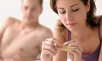Контрацептиви для жінок