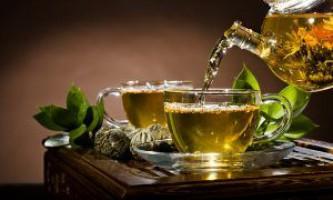 Лікування синдрому дауна зеленим чаєм