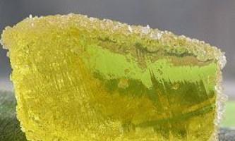Мармелад з агрусу