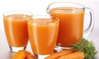 Морквяний сік: користь і шкода даного чудесного яскравого напою