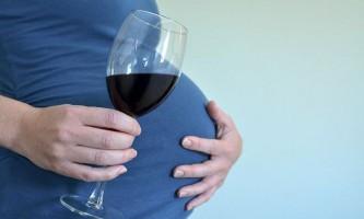 Чи можна алкоголь при вагітності?