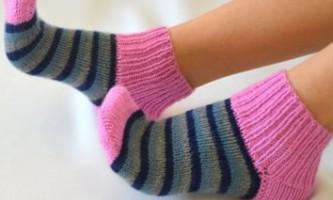 Ноги діабетиків захистять і вбережуть спеціальні «розумні» шкарпетки