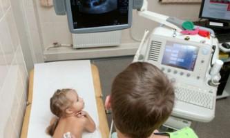 Пухлина нирок у дітей