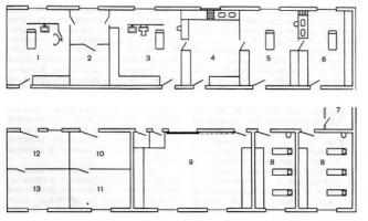 Організація, кадри, документація ендоскопічних кабінетів і відділень - посібник з клінічної ендоскопії