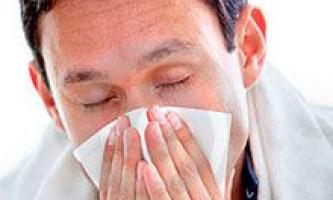 Допомога при сильному першении горла