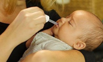 Прийом глюкози при жовтяниці у новонароджених