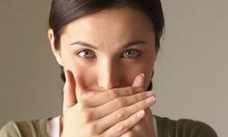 Присмак заліза в роті причини