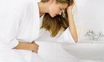 Прояви тяжкості в шлунку з нудотою