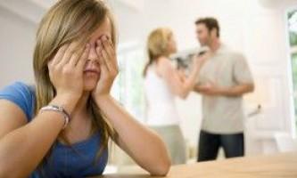 Розлучення може сприяти розвитку психоемоційних відхилень у дітей