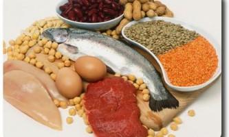 Скільки білка потрібно їсти в день - різні фактори