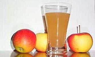 Сік яблучний
