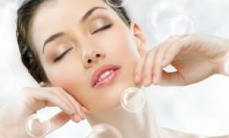 Способи проведення чистки шкіри обличчя
