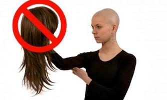 Відновлення волосся після хіміотерапії