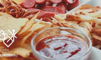 Шкідливі продукти харчування. Усвідомленість нас береже