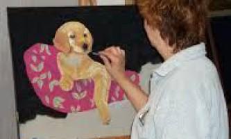 Заняття малюванням знижують ризик виникнення вікової деменції